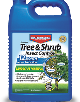 SYSTEMATIC TREE & SHRUB INSECTISIDES